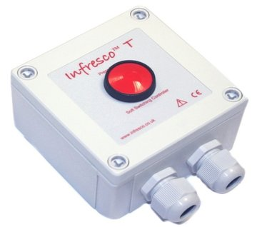 Infresco Timer en softstarter IP65 4000W