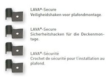 LAVA secure veiligheidshaken